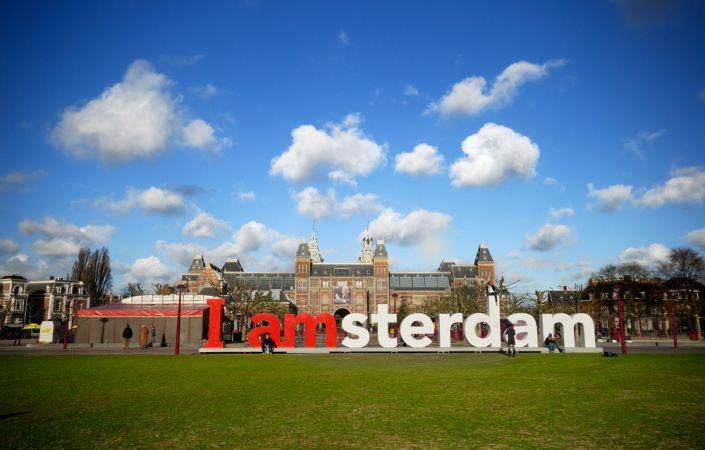 Rijksmuseum arrangement